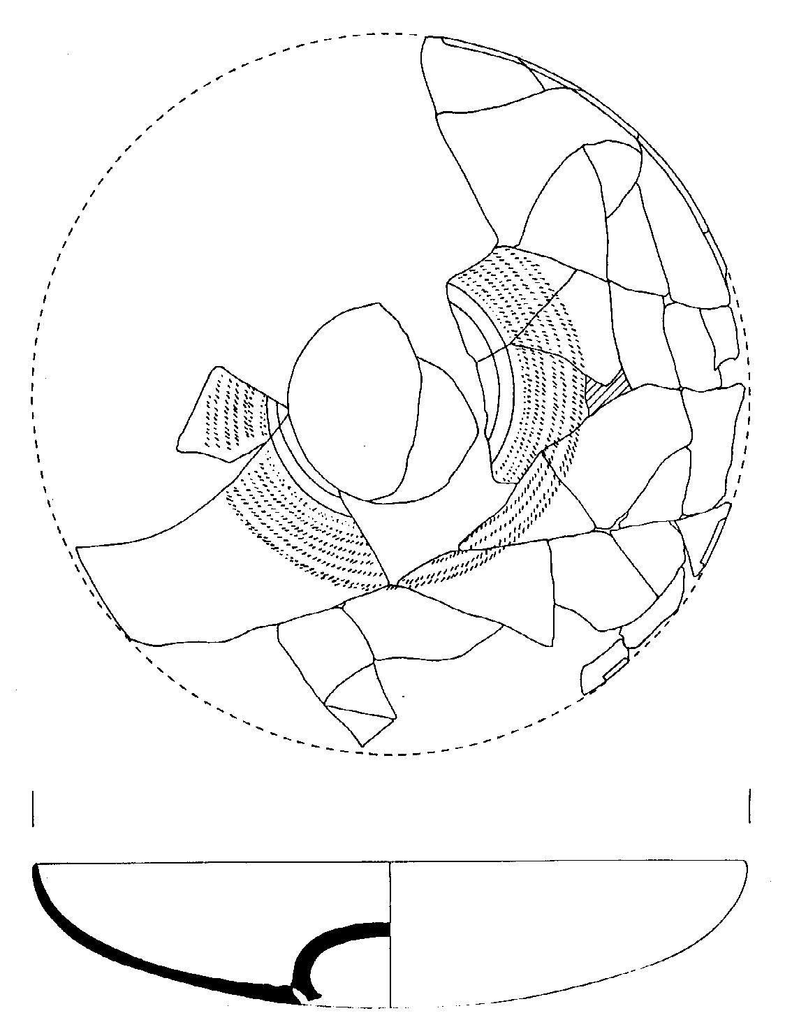 E5 2. Patera drawing