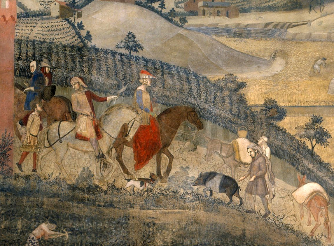 M8, 1 Ambrogio_Lorenzetti_-_La_citt_del_buon_governo